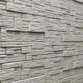 Stone decorative panel