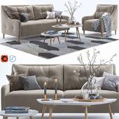Sofa and armchair Jenson # 2