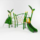 Equipment for children's playgrounds ARBERO