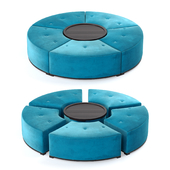 Quinto Footstool
