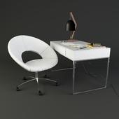 plump IV chair