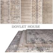 Carpets DOVLET HOUSE 5 pieces (part 216)