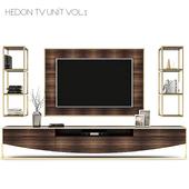 Hedon Tv Unit Vol.1