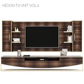 Hedon Tv Unit Vol.2