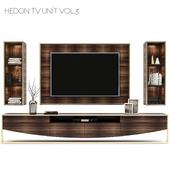 Hedon Tv Unit Vol.3