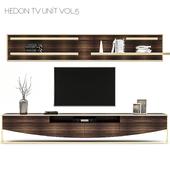 Hedon Tv Unit Vol.5