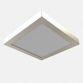 32446 LED ultra-thin recessed panel FUEVA 1, 22W (LED) 4000K, 300x300, nickel