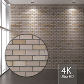 Brickwork yellow (brick) 115