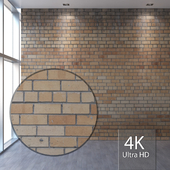 Brickwork yellow (brick) 146