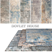 Carpets DOVLET HOUSE 5 pieces (part 217)