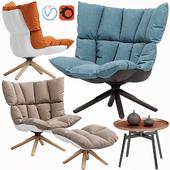 Husk armchair