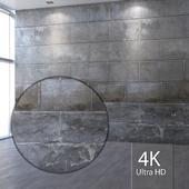 Plaster for masonry of large blocks 100