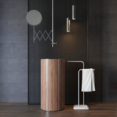 washbasin SALVATORI ADDA | Freestanding washbasin