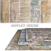 Carpets DOVLET HOUSE 5 pieces (part 218)