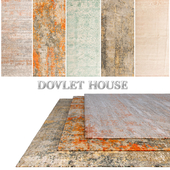 Carpets DOVLET HOUSE 5 pieces (part 220)