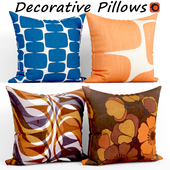 Decorative pillows set 130