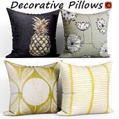 Decorative pillows set 131