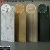 Marble Slab Set 143