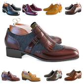 A set of men's shoes for the hallway and wardrobe 3