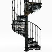 Spiral staircase / Spiral staircase