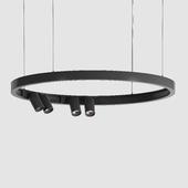 Ceiling Light Fixture SUPERLOOP-MIDISPY ON 92740 MDL Delta Light