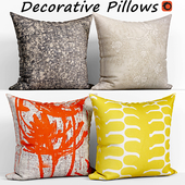 Decorative pillows set 133