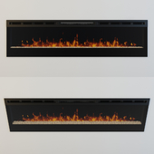Electric Fireplace DIMPLEX Prism 74 ""