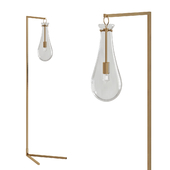 Sabine Floor Lamp - Arteriors
