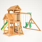 Tanglewood Wooden Swing Set
