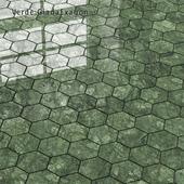 Tile Sicis SiciStone Verde Giada Exagon