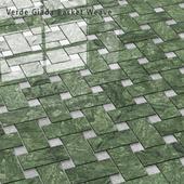 Tiles Sicis SiciStone Verde Giada Basket Weave
