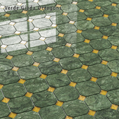 Tiles Sicis SiciStone Verde Giada Octagons
