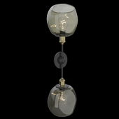 sconce branching boble