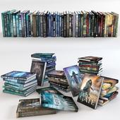 Книги / Books (set 4)