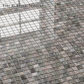 Tiles Sicis SiciStone Fior di Bosco Tesserae