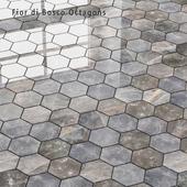 Tile Sicis SiciStone Fior di Bosco Exagon