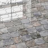 Tiles Sicis SiciStone Fior di Bosco Octagons