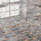 Tile Sicis SiciStone Fior di Bosco Basket Weave