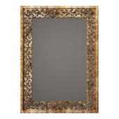 Surya becklin rectangular wall mirror