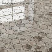 Tile Sicis SiciStone Onice Cappuccino Exagon