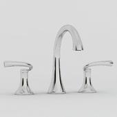 Brenna 8 in. Widespread 2-Handle Mid-Arc Bathroom Faucet