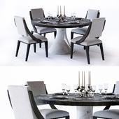 Bernhardt Decorage Dining Set