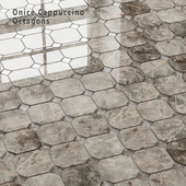 Tile Sicis SiciStone Onice Cappuccino Octagons