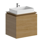 Cabinet with sink in the bath MOBO NIMBUS