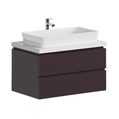 Cabinet with a sink in the bath MOBO POINT