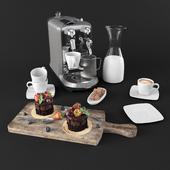 Nespresso Creatista Uno Espresso Maker