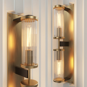 BRA JONATHAN BROWNING - Alouette Linear Sconce