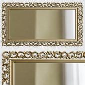 Classic frames mirror