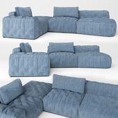 Tufty couch sofa