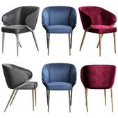 Nora chair by Bross